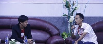 TUMBUHKAN MINAT WIRAUSAHA, SMAN SUMSEL HADIRKAN CEO MUDA