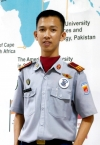 Robby Rafirli – Leadership Award (Student Council)