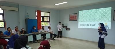 SMAN Sumatera Selatan Motivasi Guru dan Pegawai melalui English Training Program