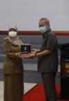 KUNJUNGAN RESES TAHAP II DPRD PROVINSI SUMATERA SELATAN TAHUN 2020 KE SMAN SUMATERA SELATAN