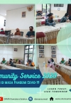 SMAN SUMSEL LAUNCHING PROGRAM COMMUNITY SERVICE 2020