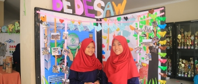 COMMUNITY SERVICE EXHIBITION SMAN SUMSEL