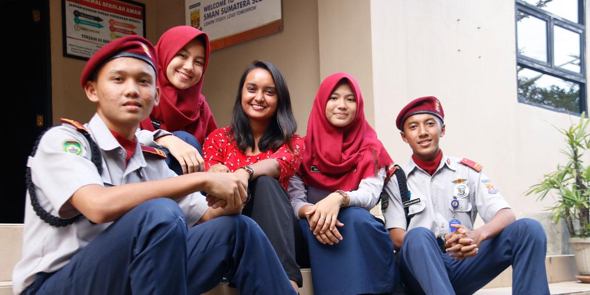 Gerakan Literasi SMAN Sumatera Selatan
